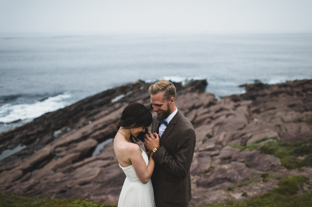 Newfoundland Elopement Jennifer Moher Photography 91