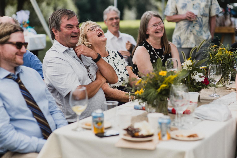 beautiful backyard wedding jennifer moher photography