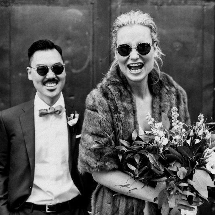 Toronto Storys Building wedding